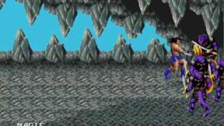 Golden Axe II (Genesis) - Bosses (No Damage, No Magic) (part 1/2)