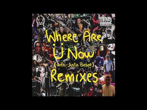 Where Are Ü Now ft. Justin Bieber (marshmello Remix)