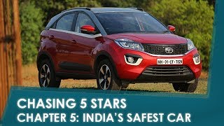 Sponsored The Nexon Is India's Safest Car: Chapter Five   NDTV carandbike