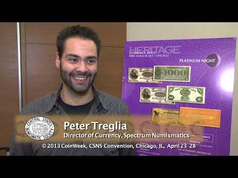 "Spectrum Numismatics Buys $1000 ""Grand Watermelon"" for $1.527 Million in Heritage Sale. VIDEO: 4:36."