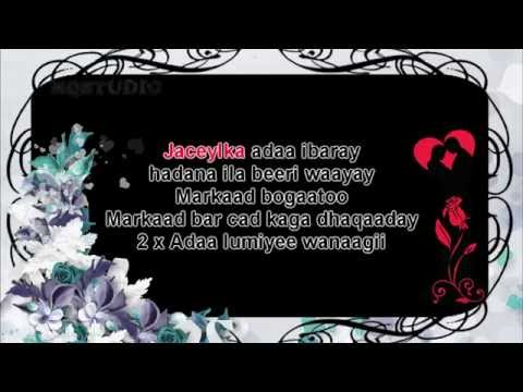 somali music karaoke 2015 OFFICIAL VIDEO (DIRECTED BY STUDIO MQSTUDIO) Copy Right :MQSTUDIO