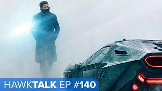 Blade Runner 2049! Tron 3 Movie Announced! (feat. Sean Finnegan) | HawkTalk Ep. 140