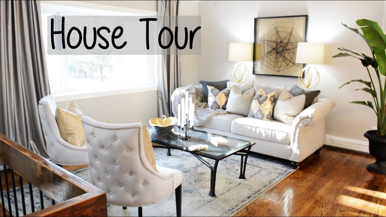 House Tour 2016 | Interior Design   YouTube