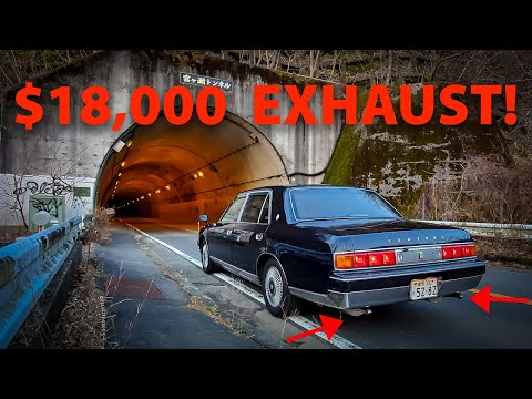 I Put A $18,000 Exhaust On My CHEAP $4500 TOYOTA!  LOUDER THAN SUPERCARS