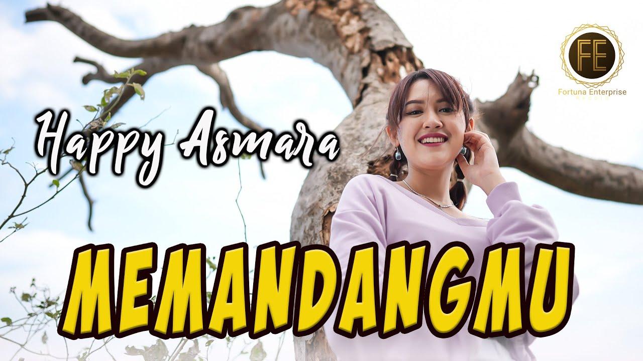 Download HAPPY ASMARA - MEMANDANGMU ( Official Music Video )   Bulan bawa bintang menari iringi langkahku