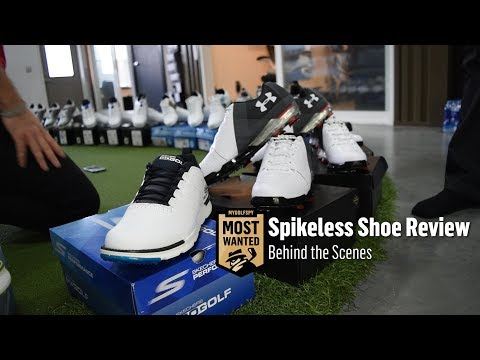 Behind The Scenes Spikeless Shoe Review Youtube