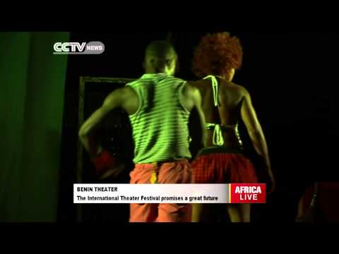Benin International Theatre Festival Promise a Great Future