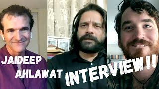 Jaideep Ahlawat INTERVIEW!! OUR STUPID REACTION!! | Paatal Lok