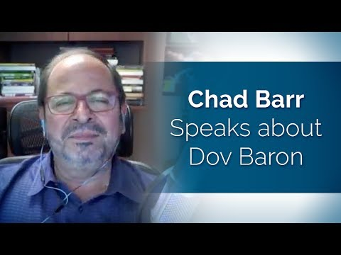 Chad Barr Digital Empire Academy discussing #Leadership Speaker .@TheDovBaron