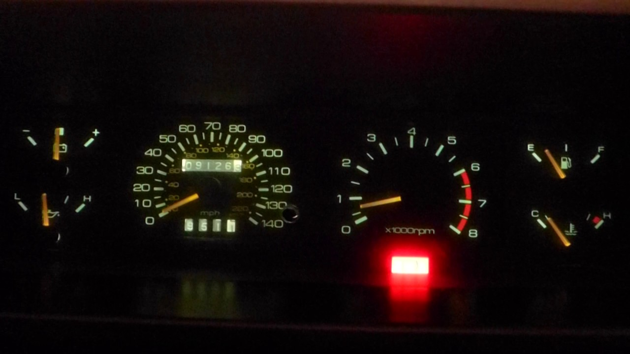 hight resolution of 1981 lancer turbo starup dashboard view wiring loom info
