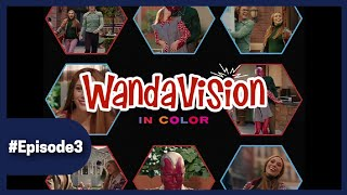 WandaVision Intro | Title Sequence/Opening Credit #Episode3