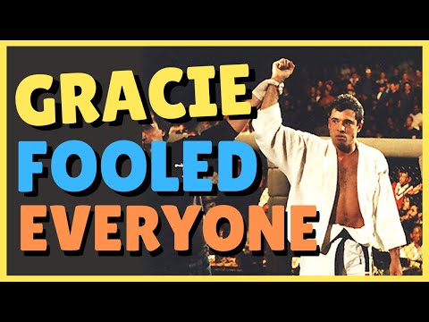 The Gracie UFC Conspiracy