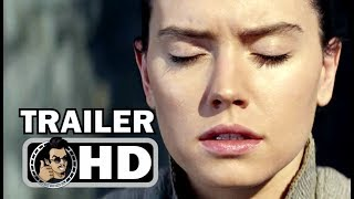 STAR WARS: THE LAST JEDI Official International Trailer #1 (2017) Sci-Fi Adventure Movie HD
