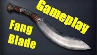 Point Blank - หัดเล่นมีด Fang blade กัน !!!!