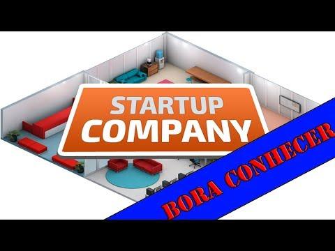 Startup Company - COMO SER UM EMPRESÁRIO DE SUCESSO!!! (Gameplay / PC / PTBR) HD