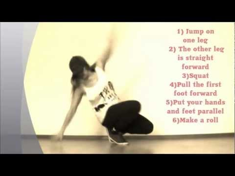 House Dance Workshop by EHABY.Routine steps.  Level 2.