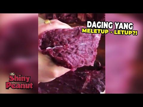 Ketika Daging Otot Segar Ditaburi Dengan Garam, Inilah yang Terjadi