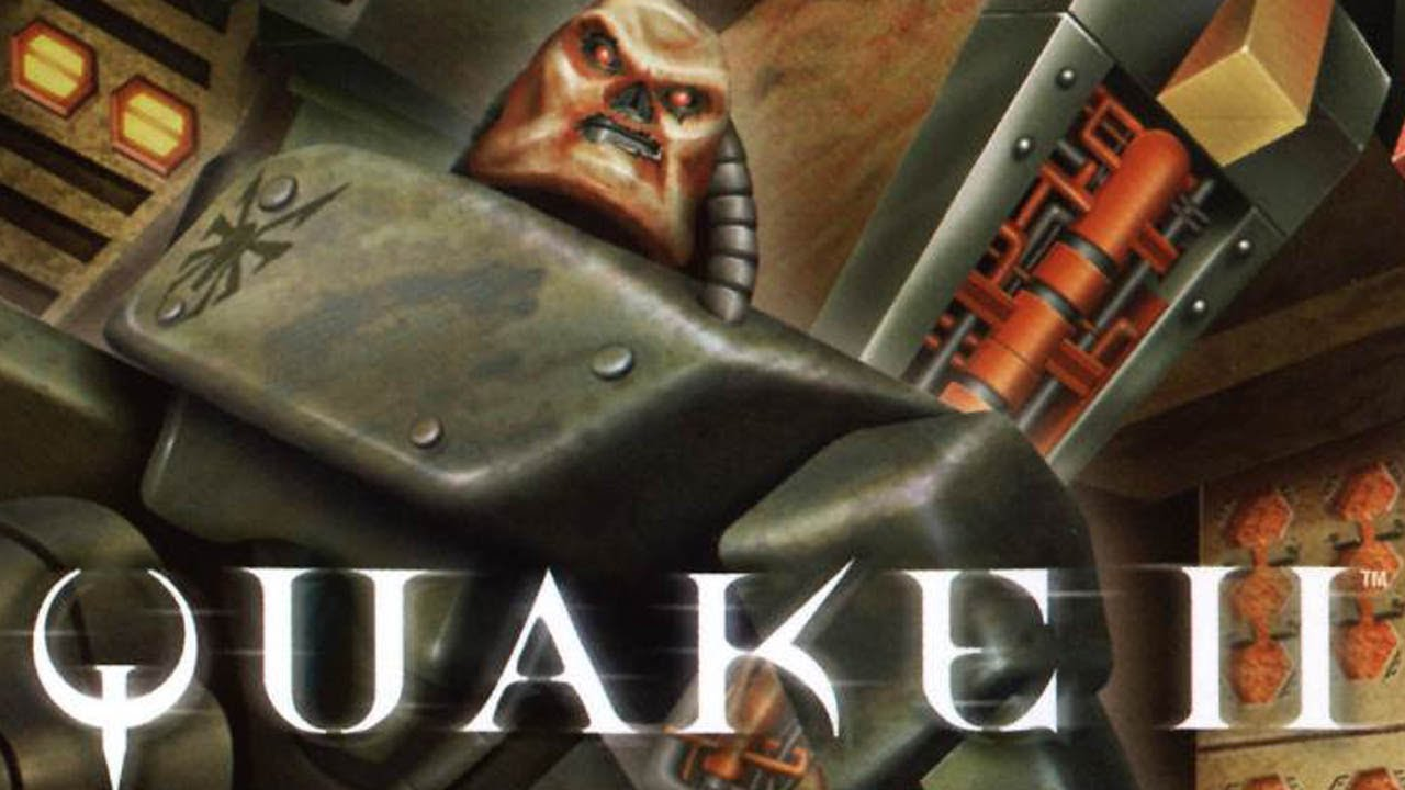 Cgr Undertow Quake Ii Review For Nintendo 64 Youtube