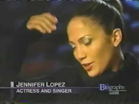 (2000) Jennifer Lopez Thoughts On Meeting Diddy