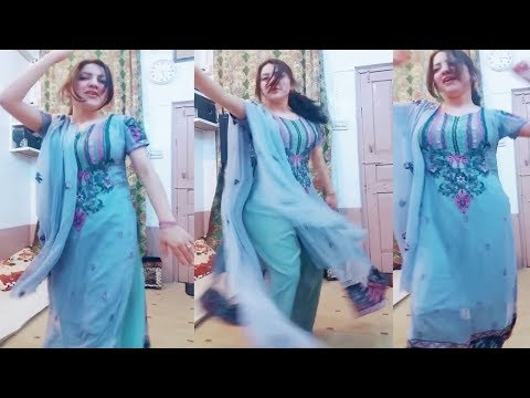 Pashto New Songs 2019 Beautiful Pathan Girl Dance In Home 2019