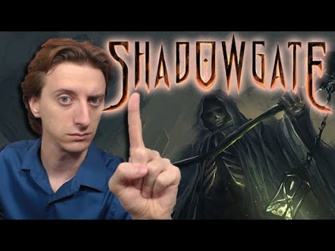 One Minute Review - Shadowgate