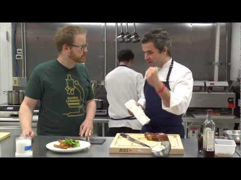 Inside the Modernist Cuisine Kitchen: Cryo-Fried Steak and Perfect French Fries