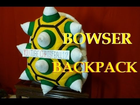 Super Mario Backpack - YouTube d0f9d12c53