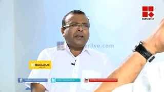 MV Nikesh Kumar Interviews Thushar Vellappally- Close Encounter