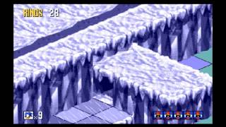 Slim Plays Sonic 3D Blast - #4 Diamonds in the Dust