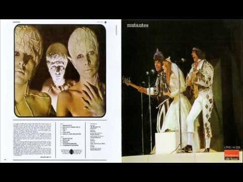 Os Mutantes - Mutantes (1969)