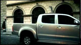 Catilina Sherman-Music for Toyota HiLux Resimi