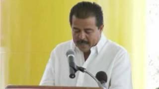 Discurso de Eviel Pérez ante la Barra de Abogados de Oaxaca