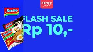 ShopBack ShopFest 10.10 Dimulai! #UntungLewatShopBack