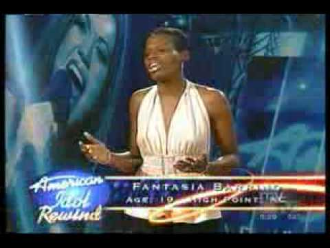 Fantasia Barrino Audition