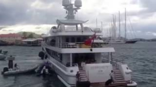 Superyacht awesome save