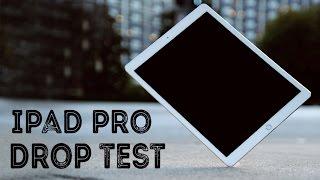 iPad Pro - Drop Test