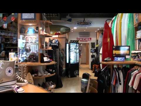 More & Less - Longboard Shop - Biarritz