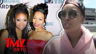 Monica and Brandy: No More Hate! | TMZ TV