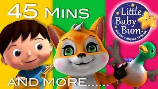 Learn with Little Baby Bum | The Fox | Nursery Rhymes for Babies | Songs for Kids
