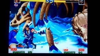 Neo Geo - World Heroes Perfect overview