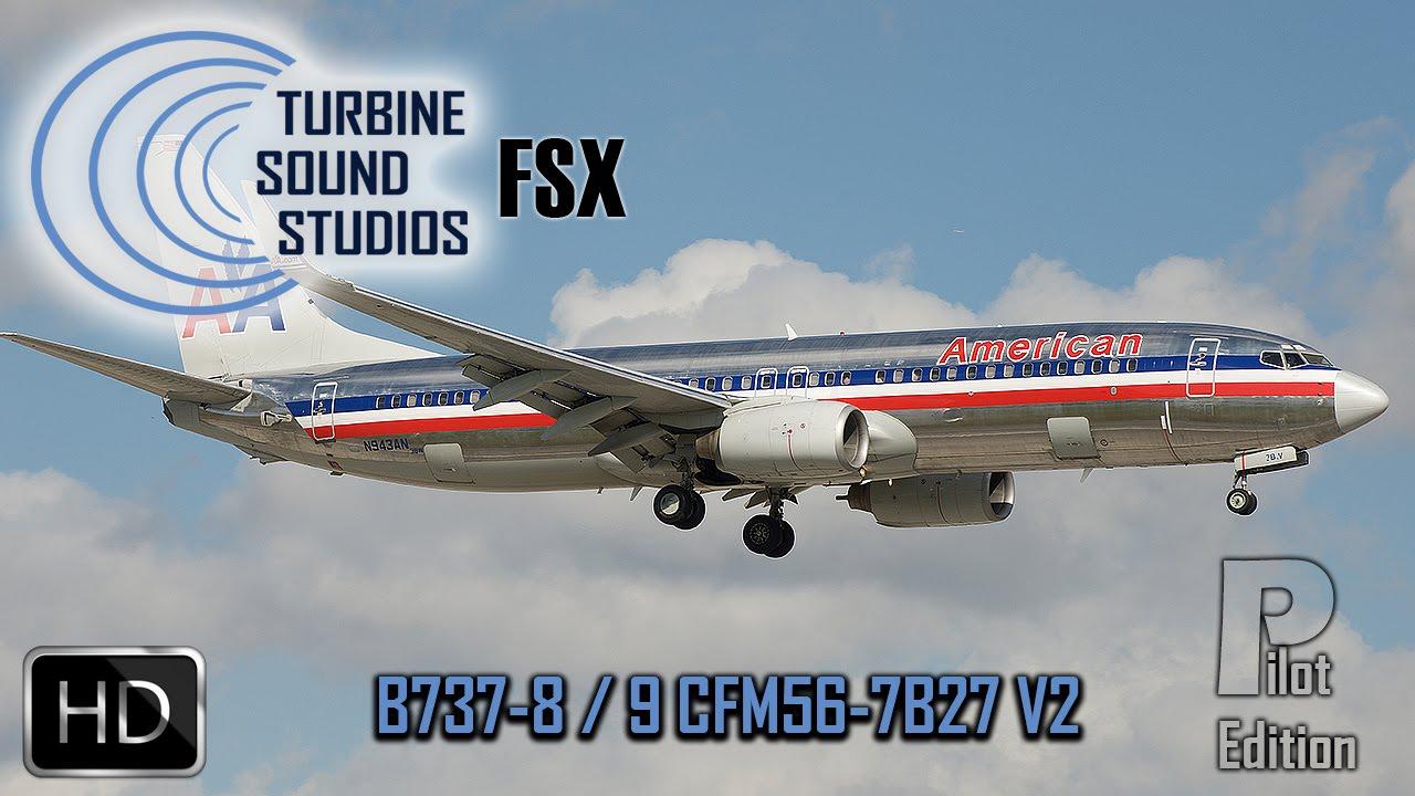 TSS Boeing 737-800/900 CFM56-7B27 Pilot     - Just Flight