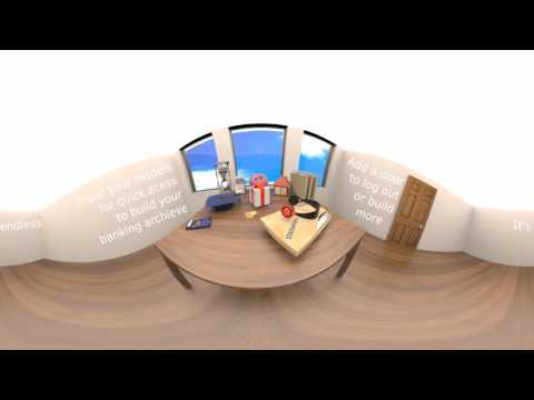 VR Banking promo