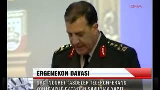 ORG  NUSRET TAŞDELER' İN İFADESİ