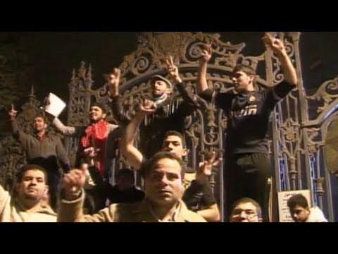 Uprising in Egypt 1/28/2011