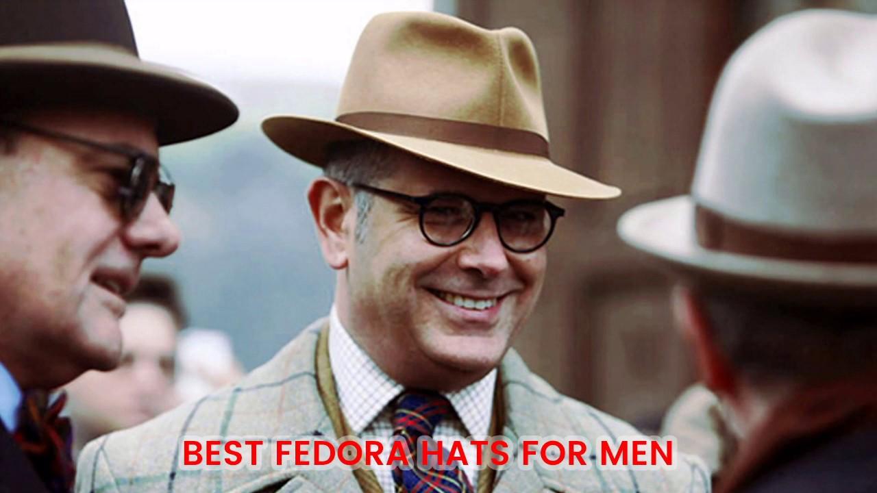 Best fedora hats for men - YouTube ce19c057b1b