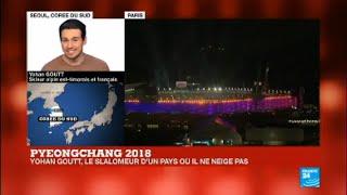 JO 2018 : Yohan Goutt, le slalomeur d'un pays où il ne neige pas