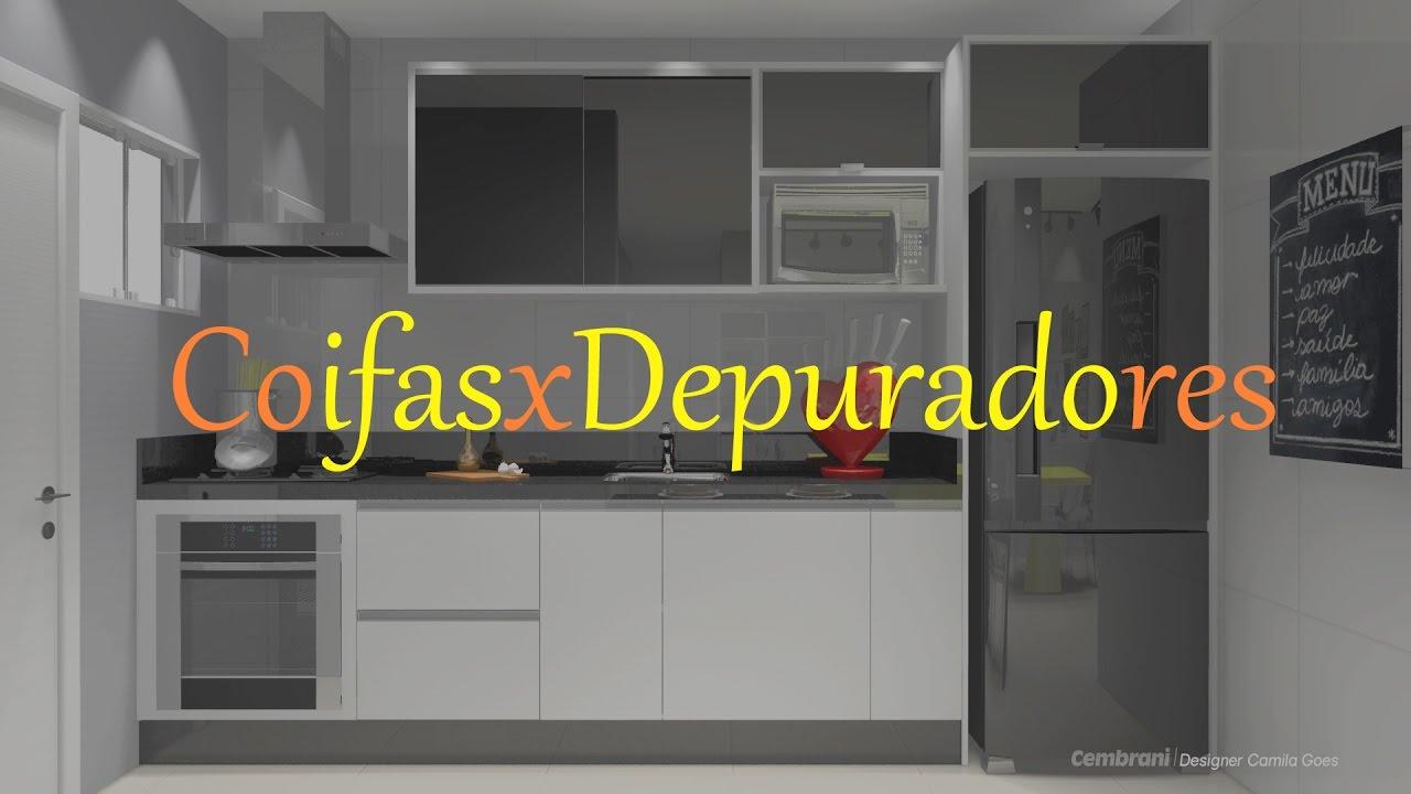 Coifa Exaustor Cozinha Diferencas Exaustor Depurador E Coifa Coifa