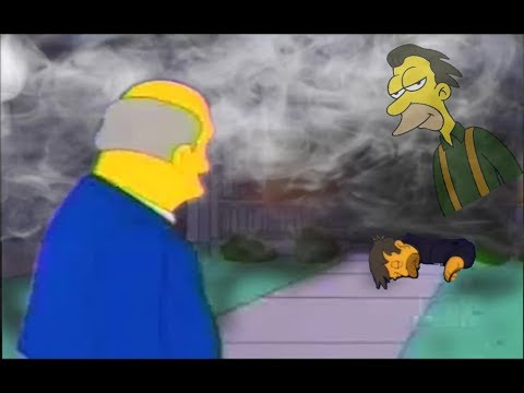 Steamed Hams but Lenny tells Skinner to shut his hole, leading to grave consequences for Seymour