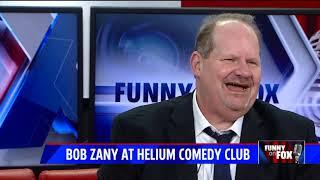 Bob Zany to perform at Helium Comedy Club