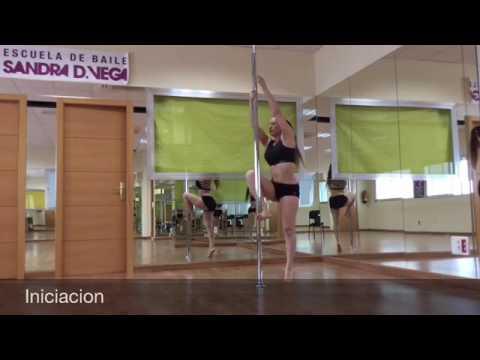 Pole dance  Intensivos julio 2016 Leganes - Madrid